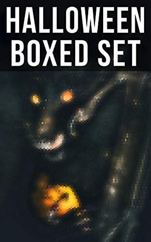 HALLOWEEN Boxed Set: 550+ Horror Classics, Supernatural Mysteries & Macabre Stories