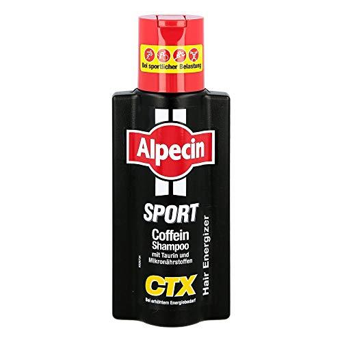ALPECIN Sport Coffein-Shampoo CTX 250 ml