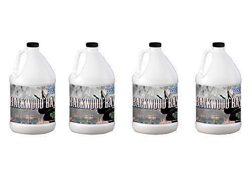 Backwood Bay (Extreme Hang Time Longest Lasting Fog Fluid) - 4 Gallons Fog Juice