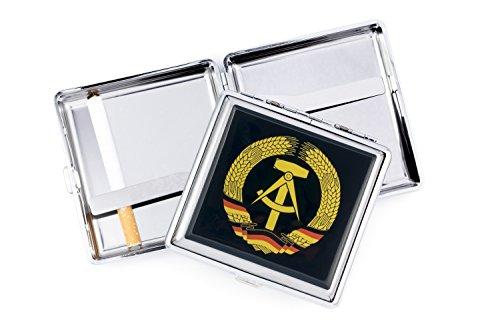 Gök-Türk Zigarettenetui Zigaretten Kasten - DDR Deutsche Demokratische Republik Staatswappen