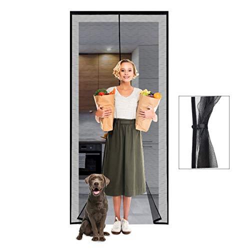 (50% OFF Coupon) Magnetic Screen Door $8.99