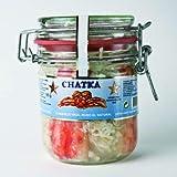 Chatka Cangrejo Real Ruso 100% Pata Cristal Lata Gourmet Delicatessen al natural Crab (Tarro 15% pata 310g)