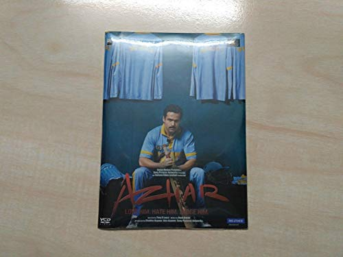 Great Price! Azhar Movie (2016) Indian Sports Drama Film Hindi Video CD from India