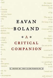 [Eavan Boland: A Critical Companion] [Author: Randolph, Jody Allen] [December, 2008]