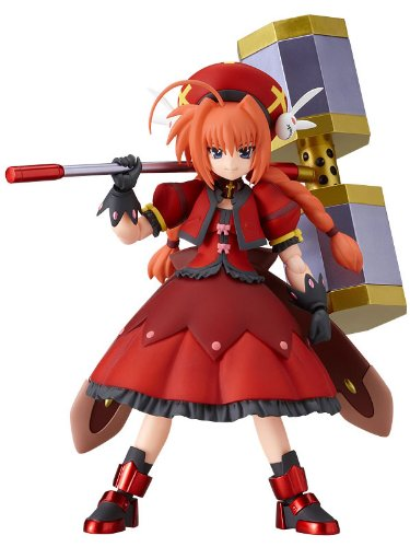 figma Vita Knight Ver. (PVC Figure) Max Factory Magical Girl Lyrical Nanoha StrikerS