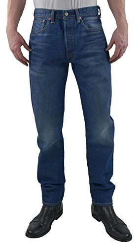 Levi's Jeans 501 Customized & Tapered Indigo W38L34