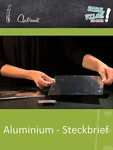 Aluminium - Steckbrief - Schulfilm Chemie