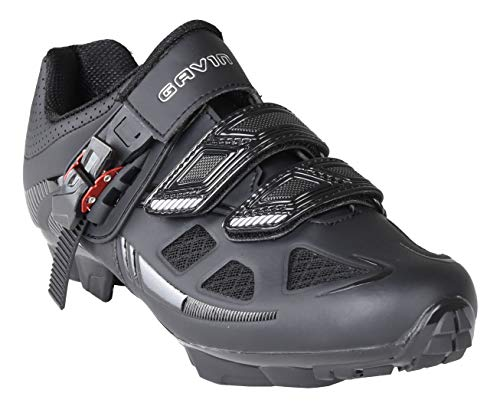 Gavin Elite MTB Cycling Shoe, Mountain Bike Shoe - SPD Cleat Compatible