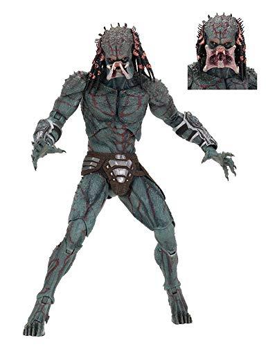 "Predator-Classic Predator actionfigure 6/"" pouces//environ 20 cm NECA 1987 Masked"