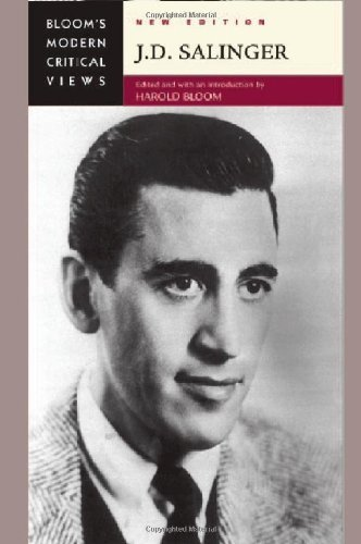 J.D. Salinger (Bloom's Modern Critical Views (Hardcover)) (English Edition)