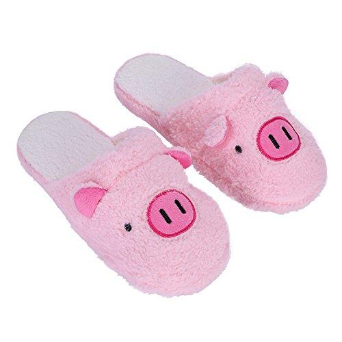 pantufla invierno zapatos casa Zapatillas de Interior Slippers mujere hombre