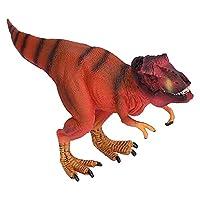 恐竜モデル、プラスチック高度シミュレーション子供恐竜モデル絶妙な技量の鮮やかな外観デスクトップの装飾