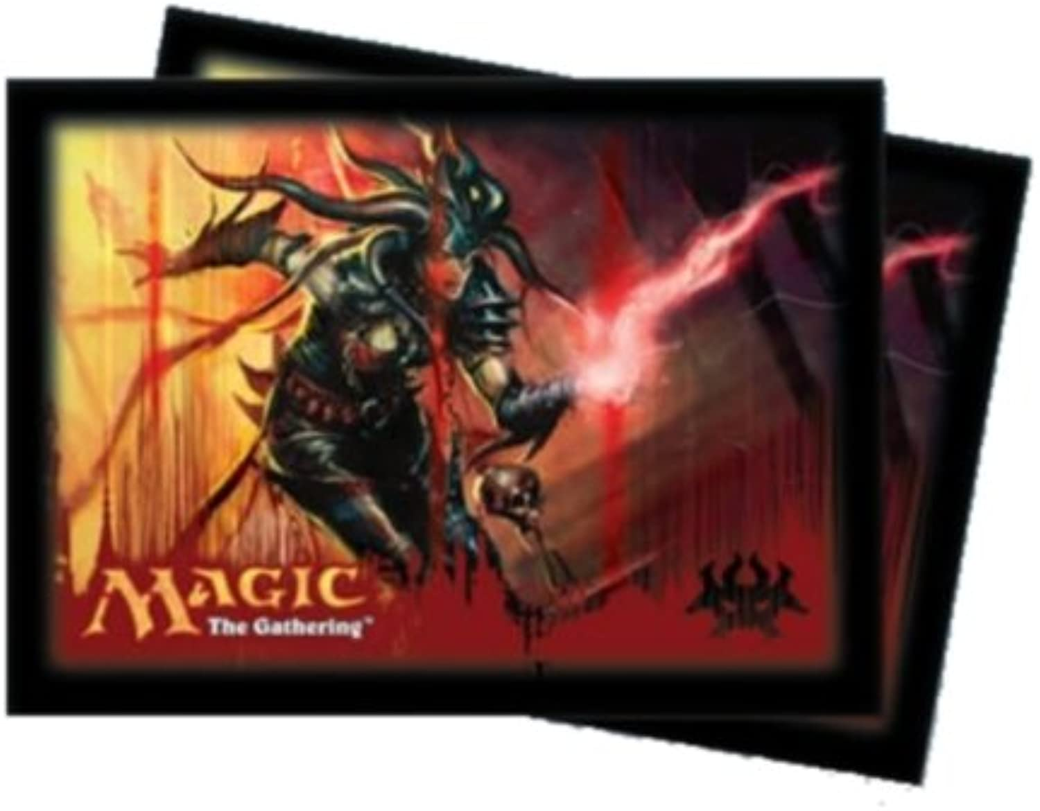 MTG Kartenschutzhullen Return to Ravnica 3 (80ct.) [German Version]