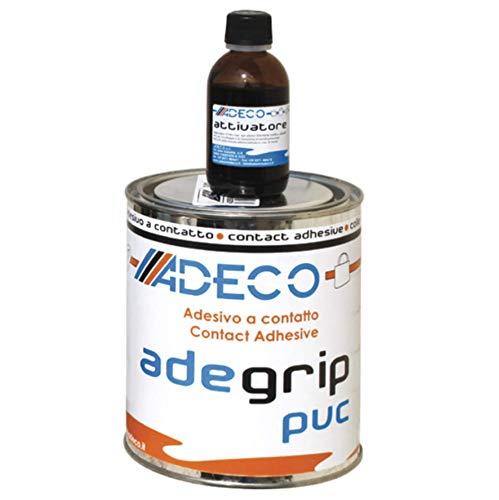 Adeco Adegrip PVC opblaasbare boot 2 componenten lijm voor rubberboot 530 g