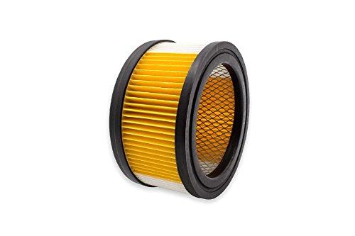 vhbw® Cartucho de Filtro reemplaza 6.414-960.0 aspiradoras Multiusos, aspiradoras industriales seco/Mojado Kärcher WD 4, WD 5, WD 4.200