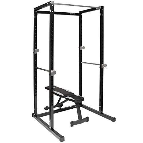 Generic * Cage S Up bar squat RA rack Pull Power S Power gabbia squat ll Up B panca pieghevole peso...