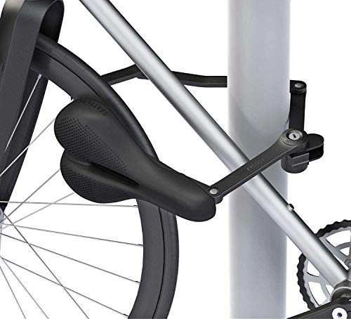 Seatylock Heavy Duty Drill Resistant Anti-Theft Bicycle Hybrid Saddle Lock
