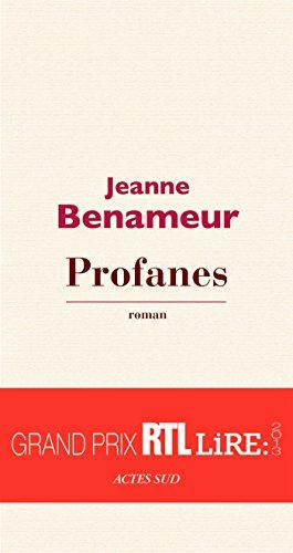 Profanes (ROMANS, NOUVELL)