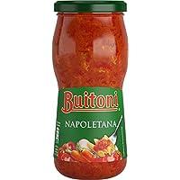 Buitoni - Salsa De Tomate Napolitana, Frasco 400 g