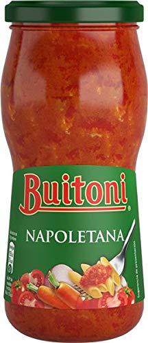 Buitoni - Salsa De Tomate Napolitana, Frasco 400 g -