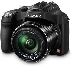Panasonic LUMIX DMC-FZ70 16.1 MP Digital Camera with 60x Optical Image Stabilized Zoom and 3-Inch LCD (Black)