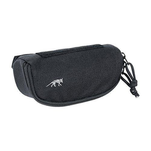 Tasmanian Tiger TT Eyewear Safe Sac à Lunettes, Mixte, 7649, Noir, 18 x 10 x 5 cm