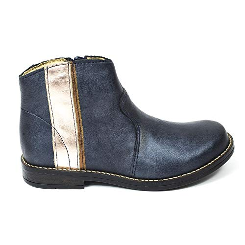 babybotte Bottines Fille Bleu KODETTE