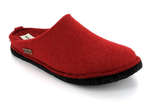 HAFLINGER Indoor Slippers | Flair Soft, Ruby, 43