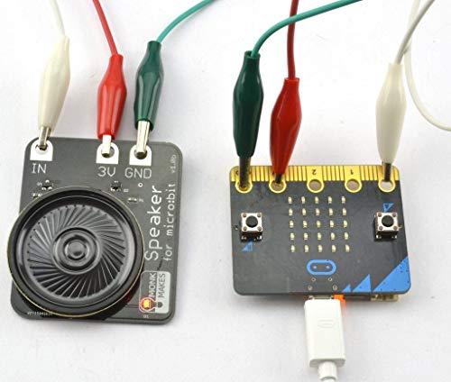 MONK MAKES Speaker for Micro:bit