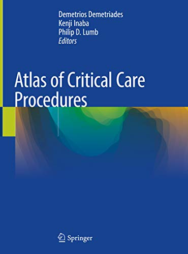 Atlas of Critical Care Procedures (English Edition)