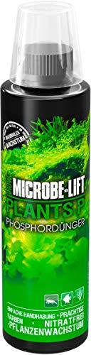 MICROBE-LIFT Plants P Engrais Liquide phosphore pour Plantes d'aquarium 236 ML
