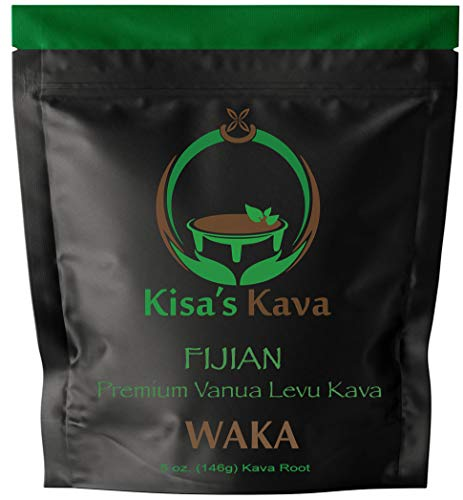 Kisa's Kava Fijian Kava Root Powder