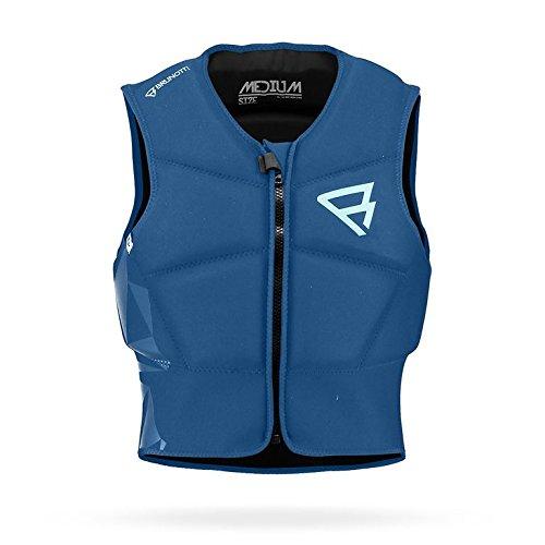 Brunotti Neo Impact Vest Men 2016, todo el año, color azul, tamaño XL