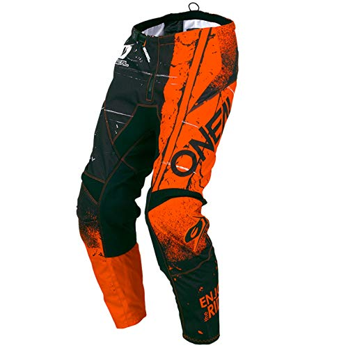 O'NEAL Element Shred MX DH MTB Pant Hose lang orange 2019 Oneal: Größe: 34 (50)
