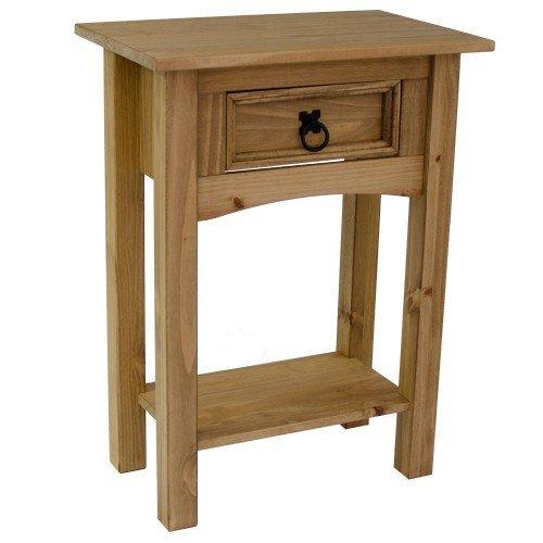 Mercers Furniture Corona 1 Drawer Console Table