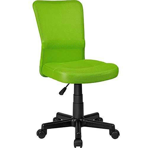 TecTake Bürostuhl Drehstuhl Schreibtischstuhl - Diverse Farben - (Grün | Nr. 401795)