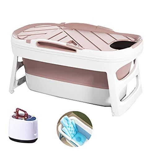 XXYYA Sauna Portatile Dimagrante, Sauna Esterno, Un Secchio A Doppia Funzione, Utilizzabile per Bagni E Saune, Pieghevole, Facile da Riporre (Color : A)