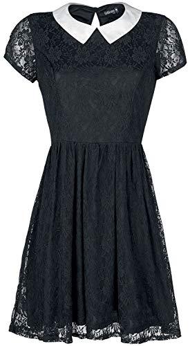 Preisvergleich Produktbild Gothicana by EMP Prickly Thorn,  But Sweetly Worn Frauen Kurzes Kleid schwarz M
