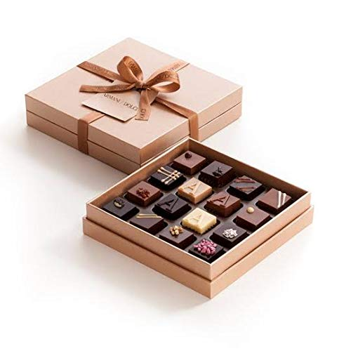 アルマーニドルチ 2019 ARMANI DOLCI プラリネ 1箱(16粒入り)バレンタイン ホワイトデー チョコレート