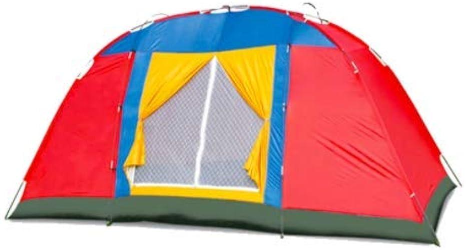 DMMW en Plein air 8-10 Personnes monocouche Sauvage Grande Tente Camping Tente de Plage de Camping