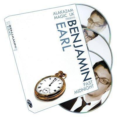 Murphy's Past Midnight (3 DVD Set) by Benjamin Earl and Alakazam - DVD