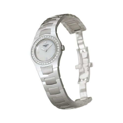 Tissot Reloj de Pulsera para Mujer T-Round T64178681