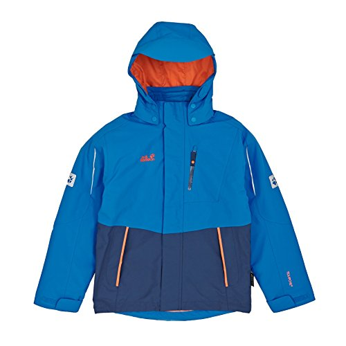 Jack Wolfskin 3 in 1 Jackets Crosswind 3In1 Kids brilliant blue 164