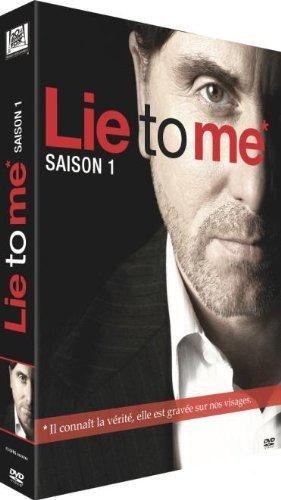 LIE TO ME - SAISON 1 (4 DVD)