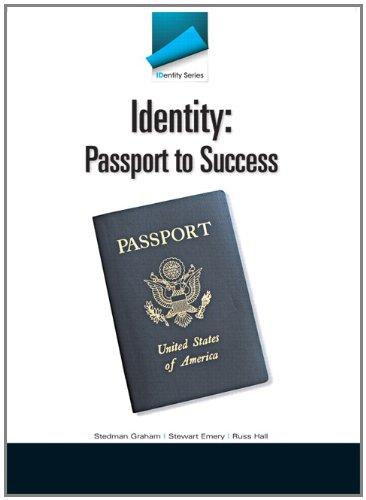 Download IDentity Series: Identity: Passport to Success 0321883330
