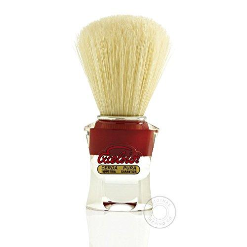 Semogue Excelsior 610 Rasierpinsel Red Edition