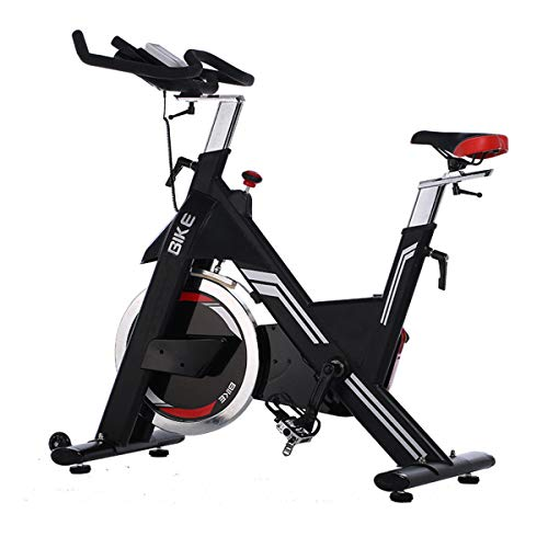Review Indoor Cycling Recumbent Bike, Cycle Exercise Bike Fitness Trainer with LCD Display Internal ...