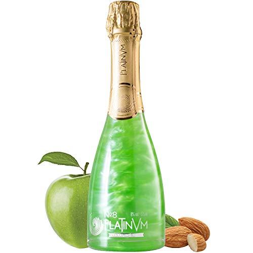 FRAGANCIAS PLATINUM TAVASA vino espumoso Platinvm número 8 de manzana y Amaretto - 375 ml