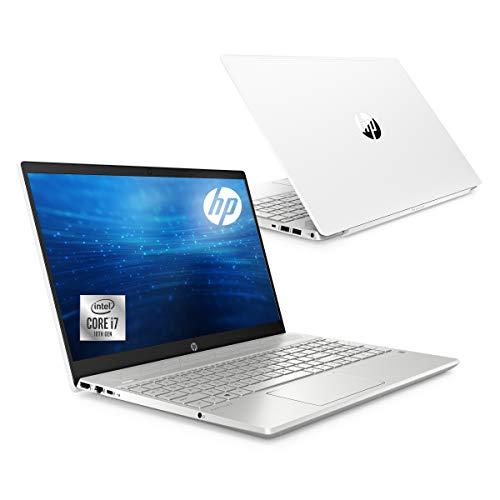 【2019年12月発売】HP ノートパソコン インテル Core i5 8GBメモリ 256GB SSD 1TB ハードドライブ 15.6イン...