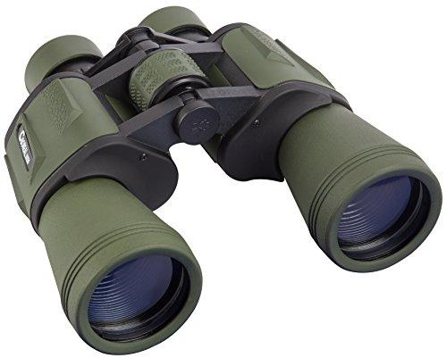 VTK Nature - Jumelles 10x50 Boreal Optics - Lentilles optiques HD - Spécial randonnée, Chasse, Observation des Oiseaux, de la Faune, Astronomie, Sports